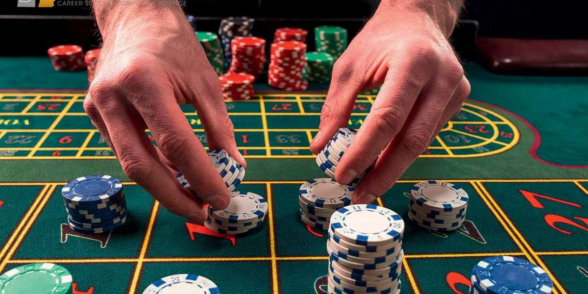 Online Casinos - The Future Of Gambling