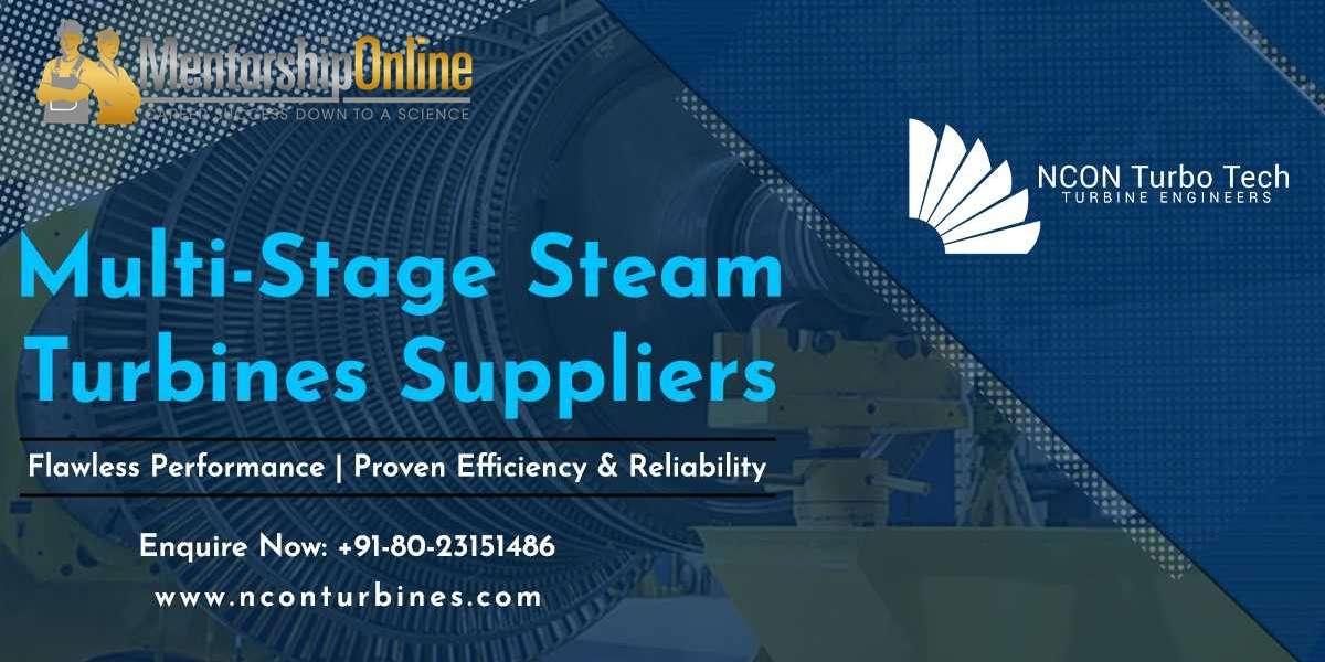 Turbine Manufacturing Companies in India - NCON Turbines