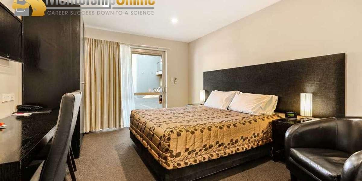 Christchurch motel