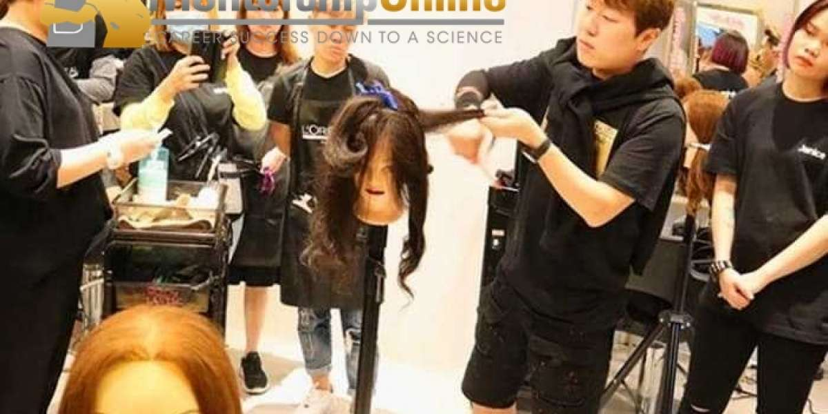 Hair Cuts, Perm and Coloring woodlands Singapore