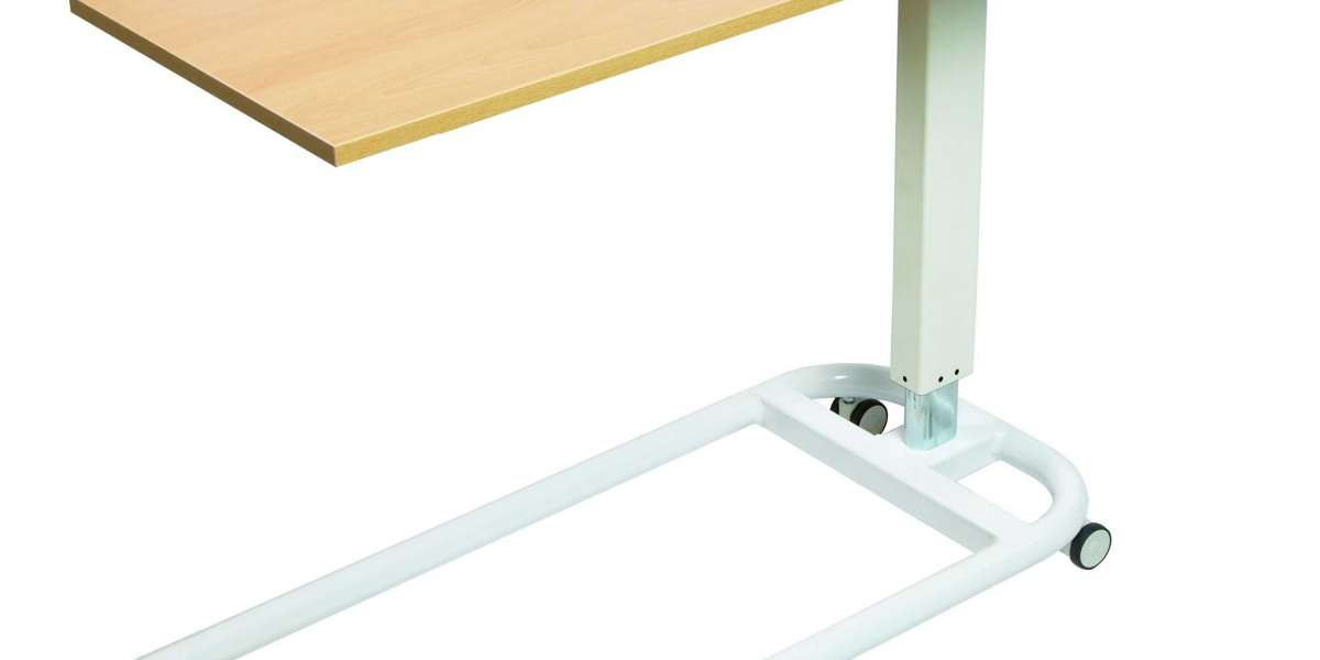Overbed Table For the Elderly - Medguard