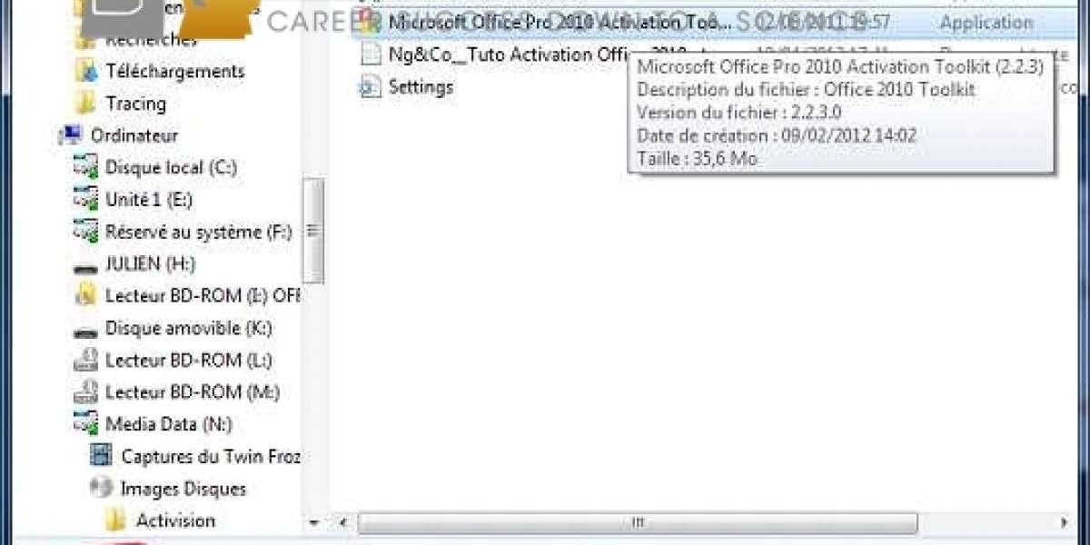 Activateur Microsoft Office 2010 32bit Build Activation .rar Crack Pc